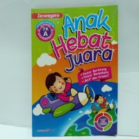 Buku Anak Hebat Juara TK A