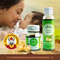 Obat Penumbuh Penyubur Penghitam Rambut Bayi & Dewasa - Minyak Kemiri