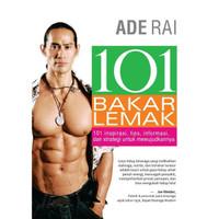 Buku 101 Bakar Lemak. Plus CD Audio. Ade Rai. Halim Tsiang.