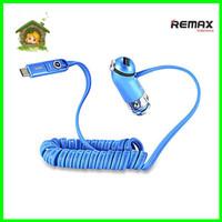 REMAX Cutie USB Car Charger / Aksesoris Mobil