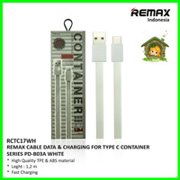 REMAX Container Type C Cable / Kabel Data