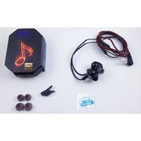 IEM QKZ VK3 Hi-Res AUDIO Earbuds Earphone Headset HIFI Bass With Mic