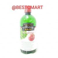 SAFEGUARD FRUIT & VEGGIE WASH / SABUN PENCUCI BUAH & SAYUR 750ML