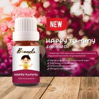 Bonnels Happy Tummy Essential Oils