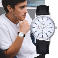 Unisex Mode Mesh Watches Pria dan Wanita Jam Tangan Quartz Analog Watc