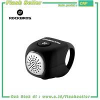 CNP Rockbros Klakson Bel Elektrik Sepeda 110dB - CB1709 - Black