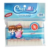 Murah Charmi Cotton Buds 126 100'S-Farmersmarket Dijamin Ori