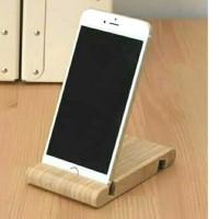 Harga ikea stand hp holder gadget ponsel iped tablet kayu | antitipu.com