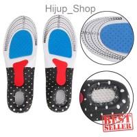 Shoe Pad Silicone alas kaki sepatu gel insole Empuk sepatu sneaker