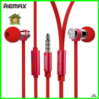 REMAX RM-565i Stainless Steel Earphone
