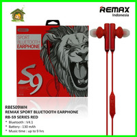 REMAX RB-S9 Sport Bluetooth Earphone / Headset