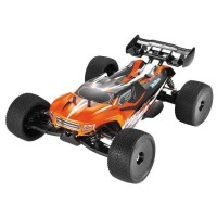 Hobao Hyper SS Truggy 1/8 Electric Brushless RTR bukan kyosho losi hsp