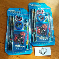 Set Paket ATK Alat tulis stationery / stationary set hadiah gift anak