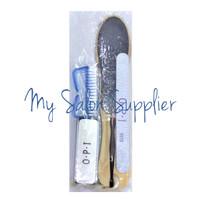 Paket Alat Manicure Menicure Pedicure Set isi 5