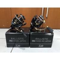 Daiwa Ballistic LT 2500D-XH & 2500D Japan Model 2019