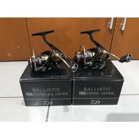 Daiwa Ballistic LT 2000D-XH & 2000D Japan Model 2019
