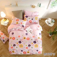 Sprei dan Bed Cover Anak Murah Single 120 Bedcover Microtex Motif Lucu