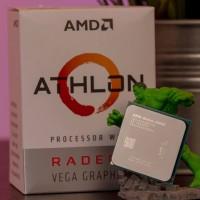 Processor AMD Athlon 240GE Radeon Vega 3 Socket AM4 BOX