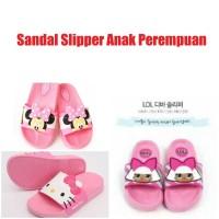 [PO KOREA]Sandal Slipper Anak Perempuan - 180, Hello Kitty