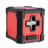 Top Brand Red Laser Level 2 Line Self Leveling Horizontal Vertical