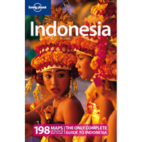 INDONESIA Lonely Planet - eBook Edition