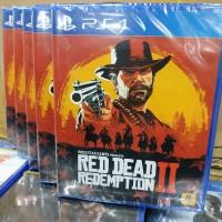 New KASET PS4 RED DEAD REDEMPTION 2 SONY PLAYSTATION 4 Keren
