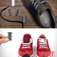Zubits Shuvit Magnet Pengikat Tali Sepatu Magnetic Sport Shoelaces -
