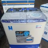 PROMO DISKON BESAR 70% PROMO TYPE TERBARU mesin cuci Aqua by sanyo