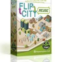 Flip City: Reuse Board Game Expansion