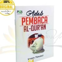 Adab Pembaca Al-Quran - Saku - PQS
