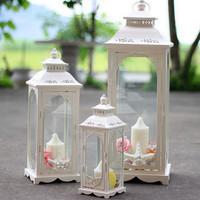 Dekorasi Tempat Lilin 3 in 1 Mousse Lantern KEREN