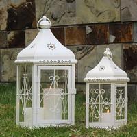 Dekorasi Tempat Lilin 2 in 1 Terrace Lantern