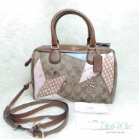 COACH F67370 MINI BENNET STICKER