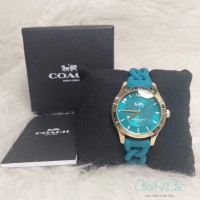 COACH 14502901 RUBBER - TEAL