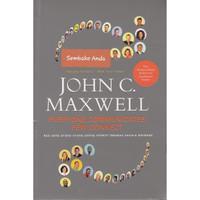 Everyone Communicates Few Connect. John C Maxwell.