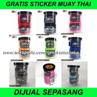 Promo Handwrap BN, Wrap Muaythai BN Original Gratis Sticker Muaythai