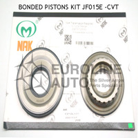 "Bonded Pistons Kit Transmisi Matic CVT Nissan JF015E ""NAK"""