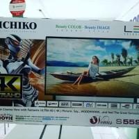 """PROMO LED TV ICHIKO UHD 4K 55""""in S5598"""