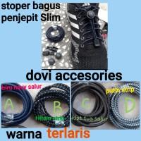 Tali sepatu elastis serut/Lock laces