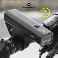 ROCKBROS YQ-QD400LM Bike Light 400 LM - Lampu Alarm Sepeda