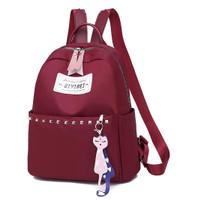 82144 tas ransel import murah modis kuliah bagpack batam