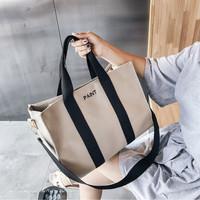 tas import wanita handbag selempang 20250 khaki batam fashion murah