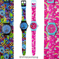 Smiggle H2O Clock Watch for Boys Girls Jam Tanggan Anak Cowok Cewek