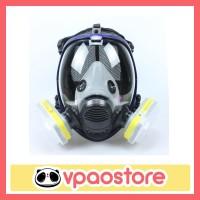 Masker Gas Acid Full Face 6002CN Filter - 6800
