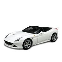Bburago Diecast Mobil Model Ferrari California T Roadster Open Top Ska