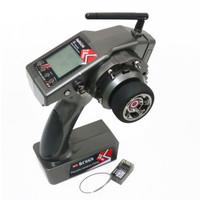 RadioLink RC6GS 2.4G 6CH RC Car Controller Transmitter + R6FG