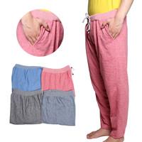 Season2 [Paket 3pcs] Celana panjang polosan / 4 warna
