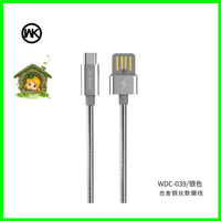 WK Alloy Micro USB Cable - Kabel Data