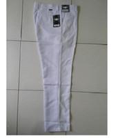 Celana Panjang Putih / Katun / Celana Dokter