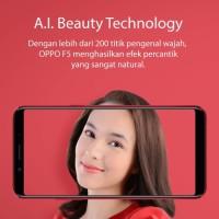 OPPO F5 Selfie Expert & Leader - 4/32 GB - Gold - Garansi Resmi OPPO
